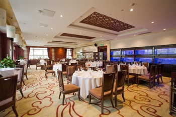 长沙金麓国际大酒店湘苑中餐厅