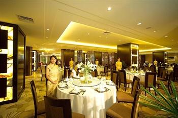 上海松江开元名都大酒店锦园中餐厅