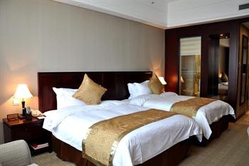 宁德福鼎金九龙大酒店标准双床房