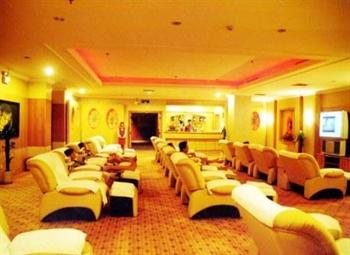 昆明泰丽国际酒店桑那休息厅