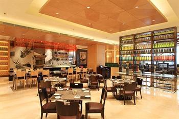 苏州万怡酒店咖啡厅