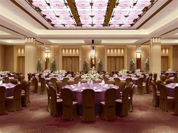 青岛开元名都大酒店宴会厅
