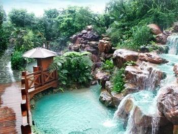 广州香江健康山谷温泉