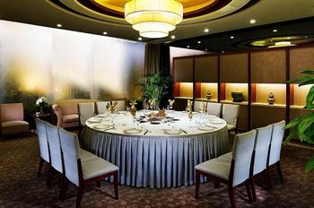 南京金陵江滨酒店餐厅-牡丹厅