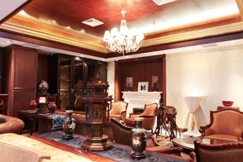 北京福地凰城酒店雪茄吧