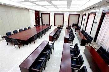 武汉纽宾凯光谷国际酒店(光谷会展中心店)会议室