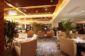 成都郦湾国际酒店茶坊大厅