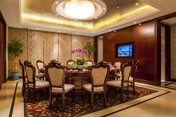 杭州启航国际大酒店餐饮包厢