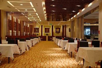 秦皇岛缅甸天山国际大酒店西餐厅