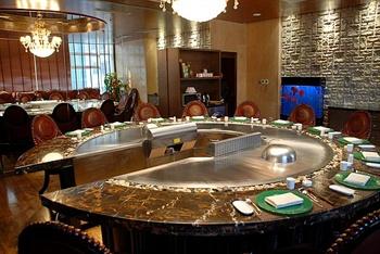 秦皇岛缅甸天山国际大酒店餐厅