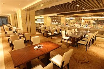 武汉阳光酒店阳光西餐厅