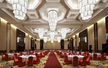 上海外高桥喜来登酒店大宴会厅