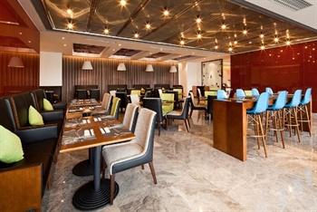 郑州郑东新区雅乐轩酒店aloft 聚聚乐餐厅