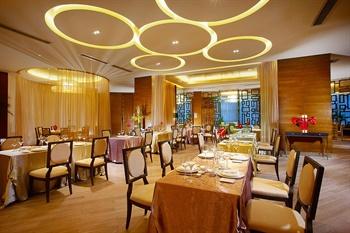 成都首座万丽酒店中餐厅大厅