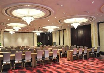 武汉光谷皇家格雷斯大酒店会议室