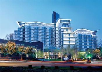 常州环球恐龙城维景国际大酒店外观