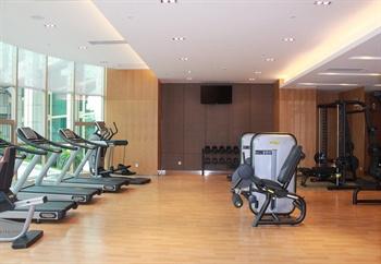 广州云来斯堡酒店健身房