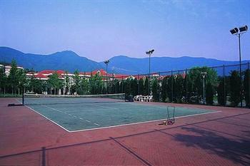 北京世纪金源香山商旅酒店网球场