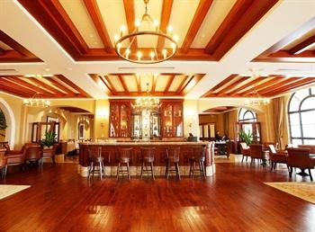 广州美林湖温泉大酒店餐厅