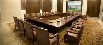 江西前湖迎宾馆(南昌)小会议室