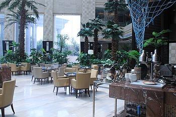 青岛宝龙福朋喜来登酒店西餐厅