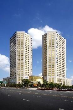 宁波阳光豪生大酒店酒店外观图片