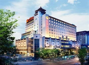 西安阳光国际大酒店外观图片