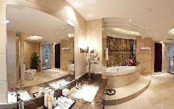 威海铂丽斯国际大酒店总统套房