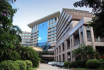 深圳五洲宾馆酒店外观图片