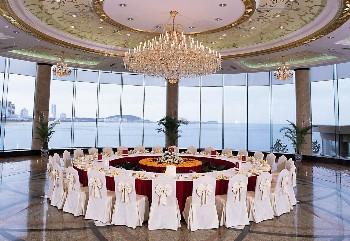 威海金海湾国际饭店金海湾厅