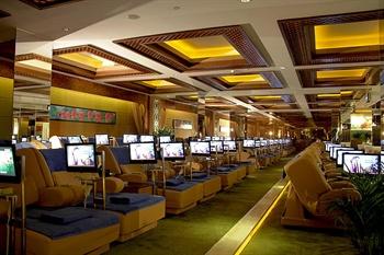 深圳宝利来国际大酒店水疗休息大厅