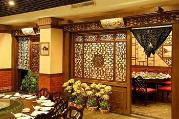 青岛丽晶大酒店丽晶食街