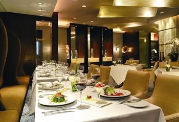 上海科雅国际大酒店中餐厅
