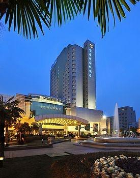 郑州索菲特国际饭店酒店外观图片