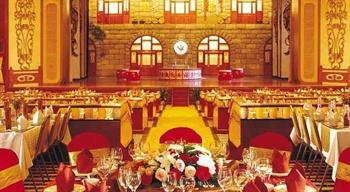 北京长安大饭店(陕西大厦)餐厅
