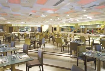成都天府丽都喜来登饭店荟星庭西餐厅