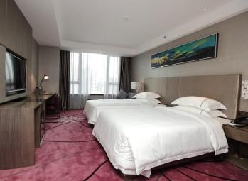 广州丽柏国际酒店豪华双人房