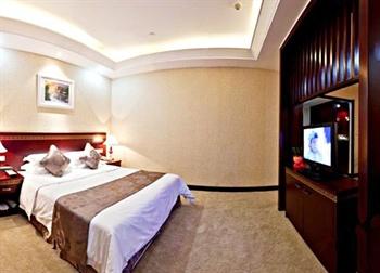 威海铂丽斯国际大酒店豪华行政大床房