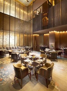 北京康莱德酒店陆羽中餐厅就餐区