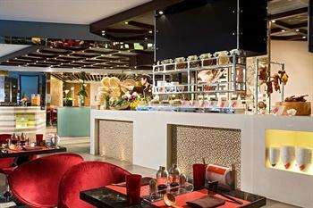 上海宏安瑞士大酒店餐厅