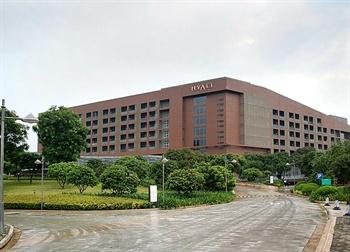 东莞松山湖凯悦酒店酒店外观