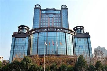 西安曲江国际饭店饭店外景