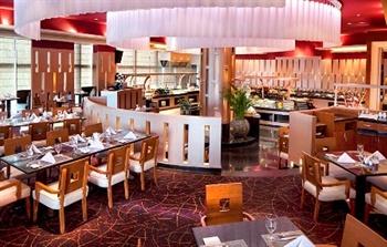 南昌格兰云天国际酒店西餐厅