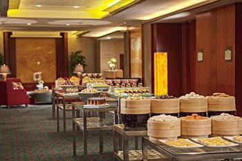 武汉光明万丽酒店大宴会厅