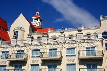 澳门巴黎人田园度假村酒店外观图片