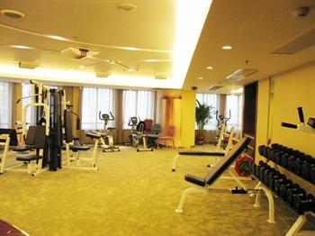 深圳华安国际大酒店健身中心