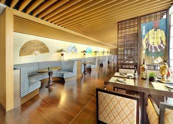 深圳友和国际大酒店日式餐厅