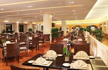 厦门海悦山庄酒店咖啡厅