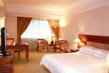 广东亚洲国际大酒店(广州)高级房
