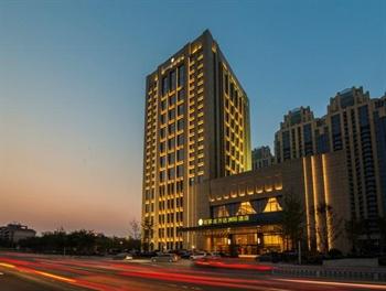 石家庄富力洲际酒店酒店外观图片